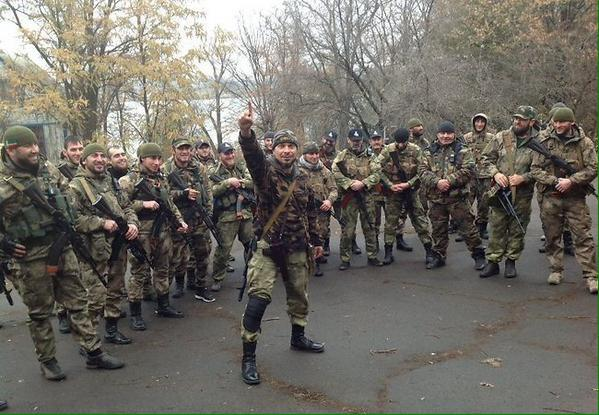 Kadyrov's battalion Smert (Death) in Ukraine just got new fighters to hunt  pro-UA chechens.