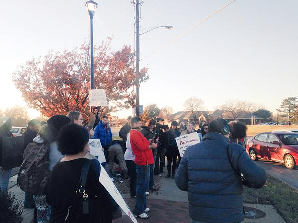 Wichita ICantBreathe rally
