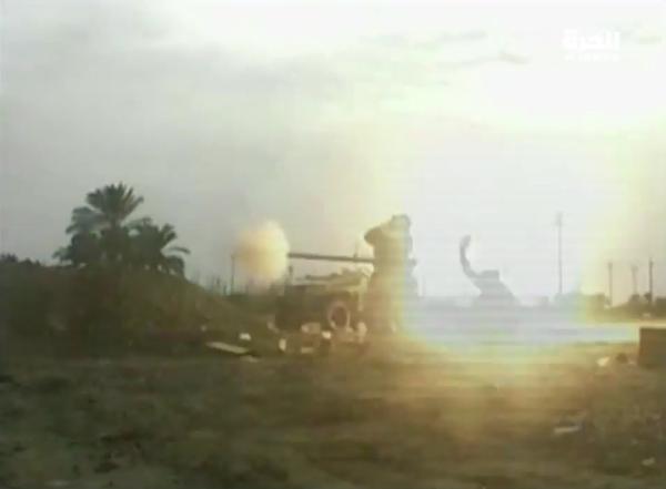 Iraq; ISF (+ Shia volunteers) retake Aziz Balad, Hatheera & Tal al-Thahab in Balad district