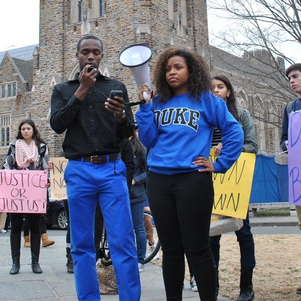Duke Stands With Ferguson