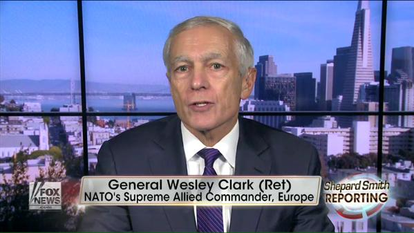 StraightTalk from @GeneralClark Putin the most dangerous Russian leader since Stalin Ukraine