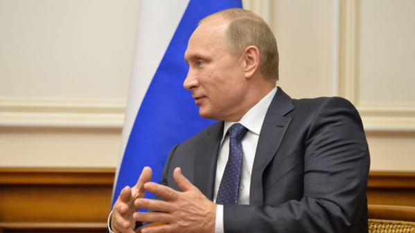 Putin: Moscow respects the territorial integrity of Ukraine