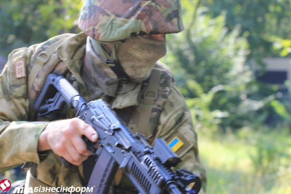 The head of the SBU will ask Parliament to give SBU right for active combat operations abroad