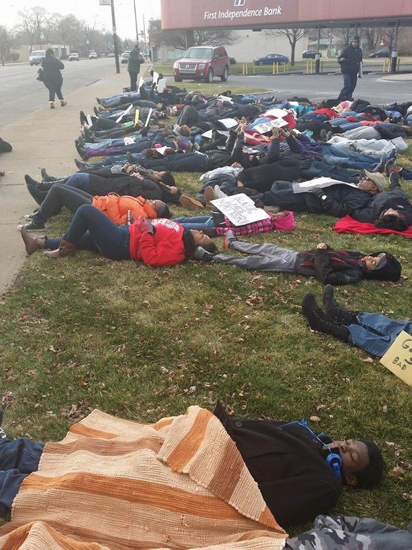 DieIn Detroit at 7mile