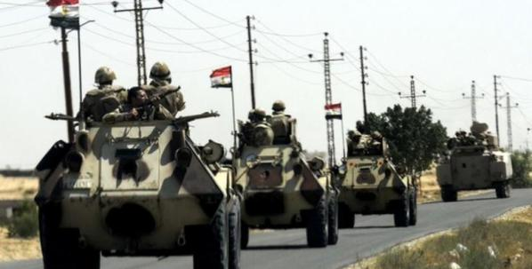 One soldier injured when explosive device detonated in North Sinai city of Rafah, Egypt