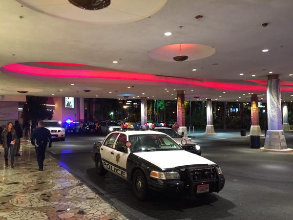 Las Vegas police kill man in Rio Hotel and Casino