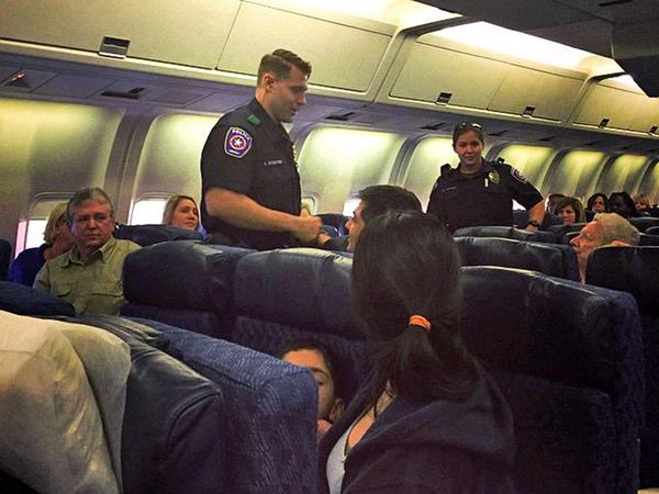 AA Flight From Dallas Returns After Flight Attendant Was Assaulted