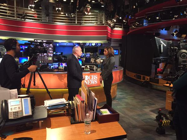 NYPD @CommissBratton tells @Jerickaduncan what it's like on the front lines of EricGarner protests