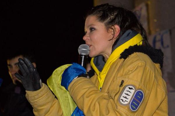 Ruslana: Officer corps agreed to exchange prisoners all to all