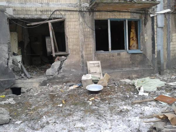 10 civilians were killed over the weekend in Donetsk