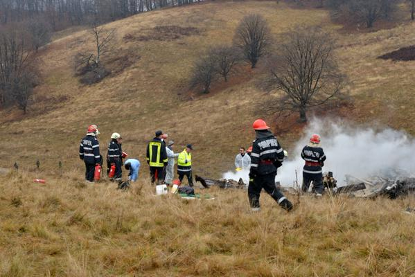 Death toll rises to 9 in Romanian military helicopter crash