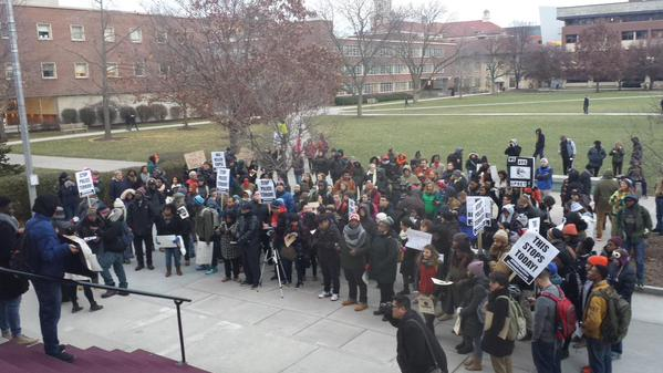Huge turnout for Syracuse March for Justice