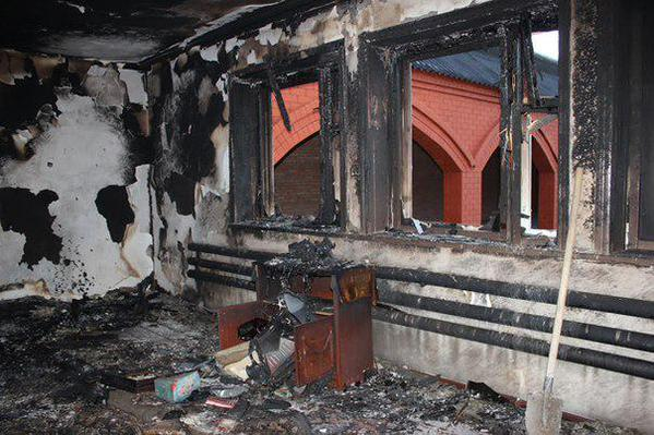 Kadyrov revenges fast: homes of families of militants who attacked Grozny, Chechnya have been burned as promised