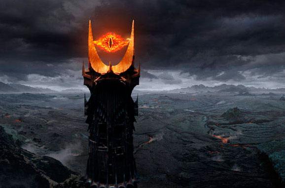 Russian churchmen were frightened Eye of Sauron