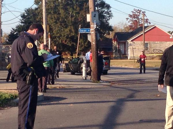 Double shooting in New Orleans East, one dead