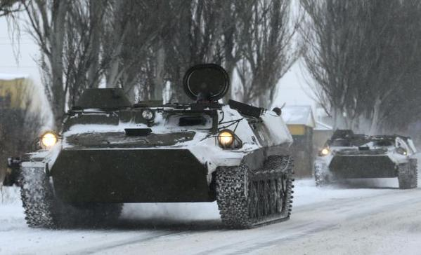 Ukraine's parliament 2 prepare bill declaring anti-terrorist op in Donbas a v @UnianInfo
