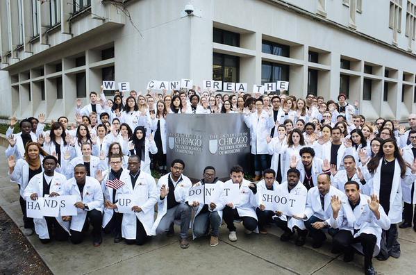 University of Chicago Med School