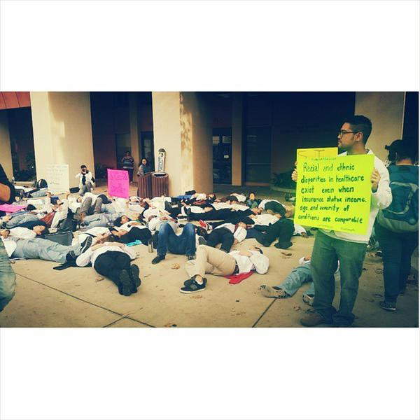 Die in at University of California, Los Angeles medical center