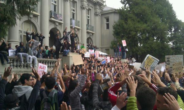 Berkeley high walkout