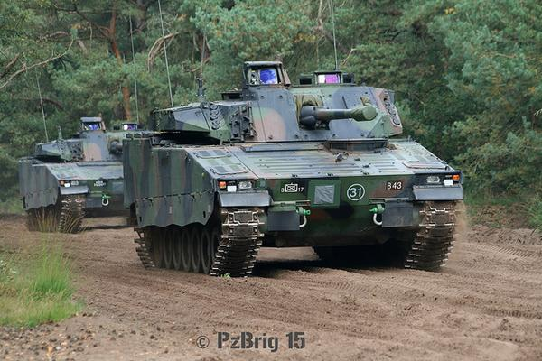 Estonia buys 44 tracked infantry combat vehicles from Netherlands, biggest procurement to date