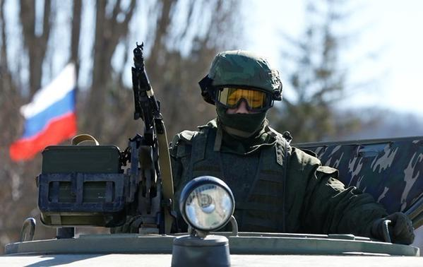 Russia fully withdraw its troops from the Kherson region, - the frontier