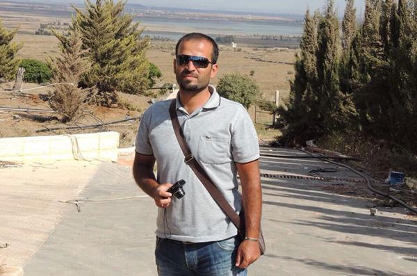 Al Jazeera journalist Mahran Al Deeri dies in Syria while covering battles in Al Sheikh Maskin