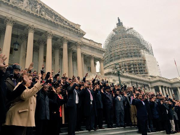 Rally at Capitol, Washington DC