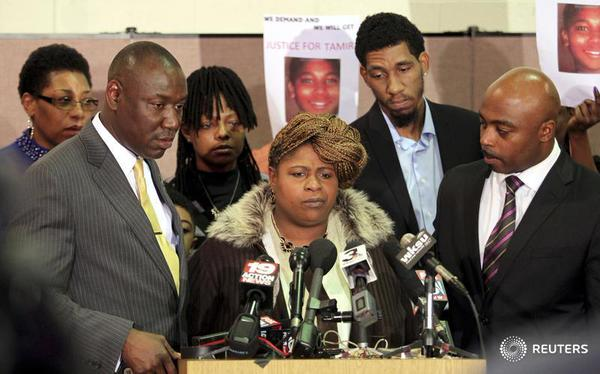 Police shooting death of 12-year-old Tamir Rice in Cleveland ruled a homicide