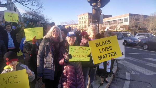 ArlingtonMA for BlackLivesMatter