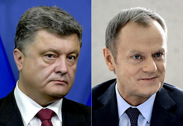Poroshenko had a phone conversation with President of the European Council @eucopresident