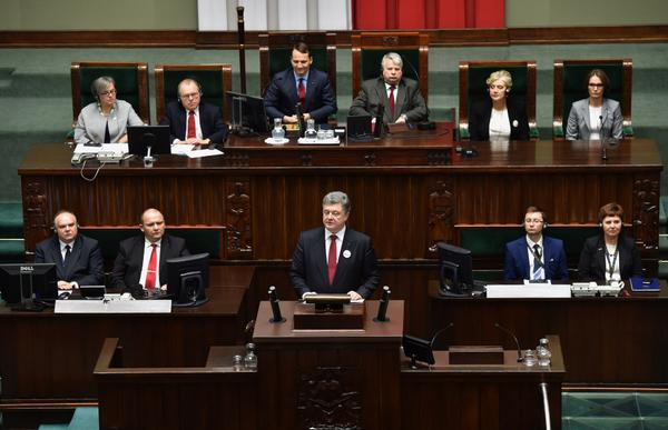 After returning to Ukraine will introduce a bill to refuse non-aligned status.