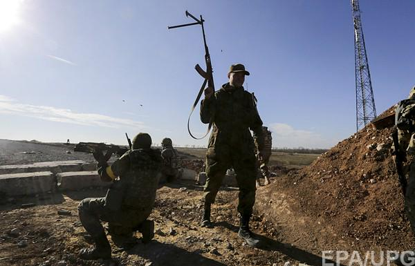 In the area of Pisky the position of the Ukrainian troops was shelled, - Tymchuk