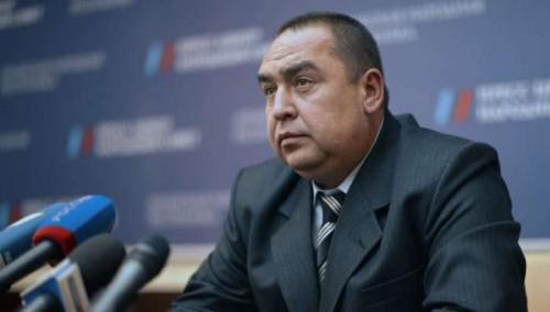The leader of LNR Plotnytskyi was taken in RF, - Snegirev