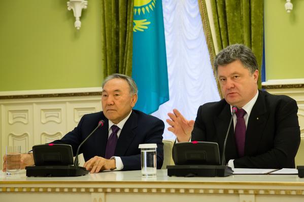 Nazarbayev making moves: Ukraine defense industry to supply Kazakhstan military