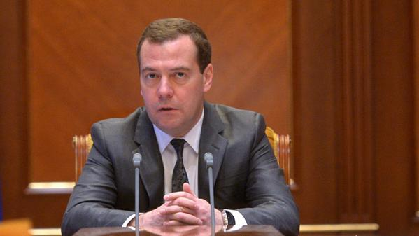 Ukraine has been turned into potential enemy for Russia - Medvedev