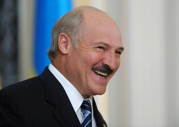Lukashenko: I'll become President, even if the whole world is against it.