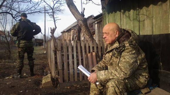 More than a hundred houses were destroyed during the shelling in Krymske in Luhansk region