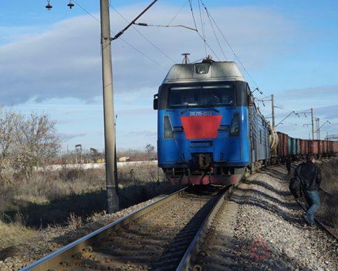Blown up in Odessa train was carrying coal from Russia