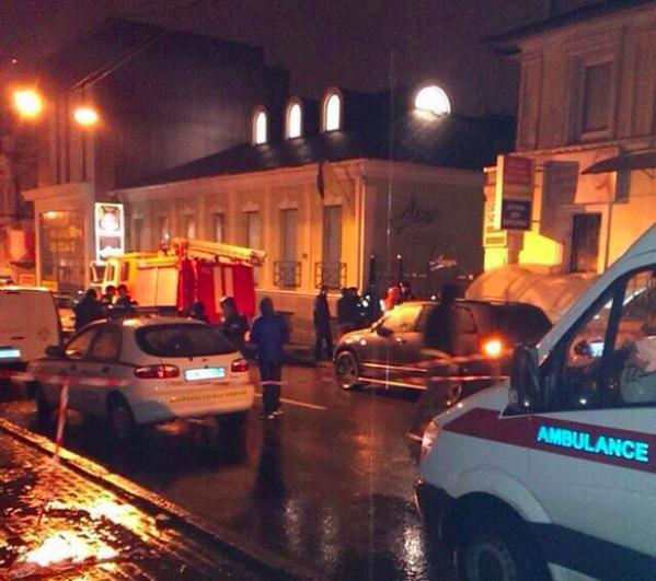 Interior Minister Advisor @Gerashchenko7 says explosion in Kharkiv is an act of terrorism