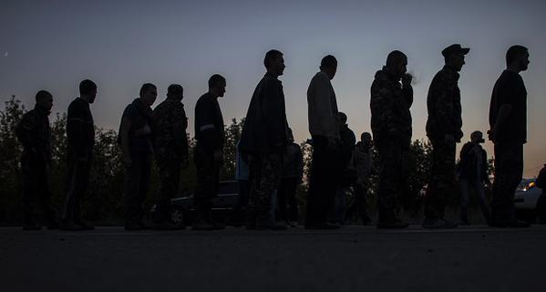 Active phase of prisoner exchange have started, - media