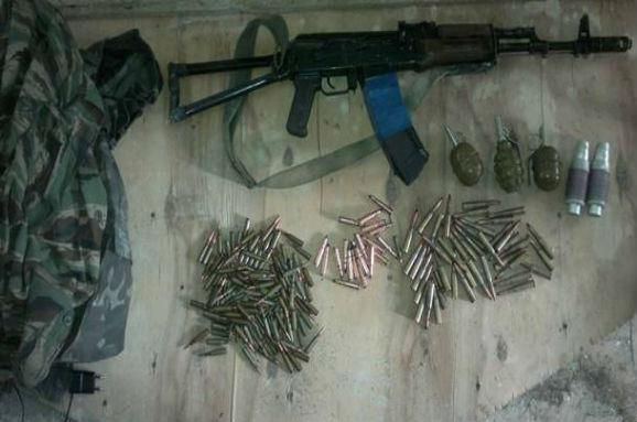 SBU have detained militants from the gang Kalmius in the Donbas