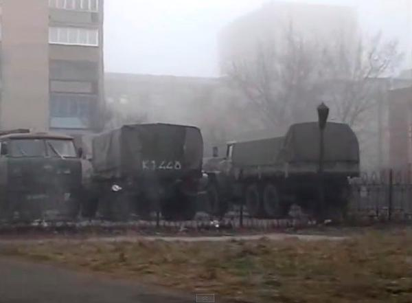 Restaurant Barnsley in Horlivka now is base of militants