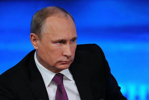 Putin allowed foreigners to serve in Russian army