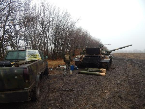 Azov regiment repulsed several attacks near the town of Granite in the past 24 hours.