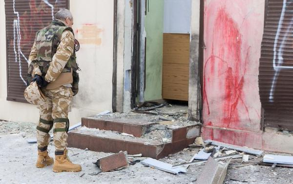 The explosion in Odessa was qualified as a terrorist act