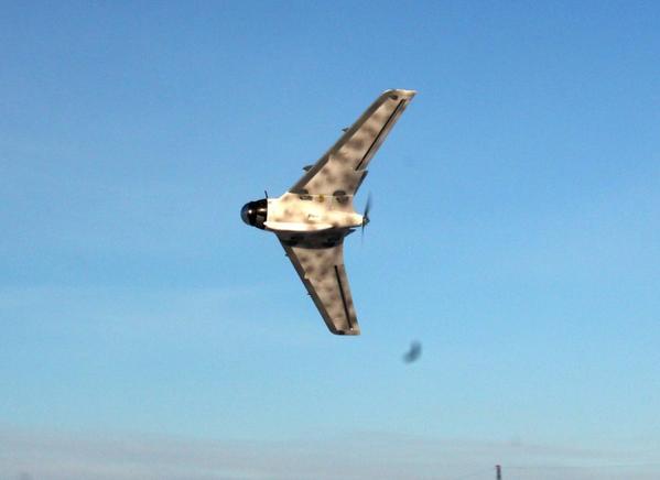 In the Rivne region, volunteers tried experimental drone