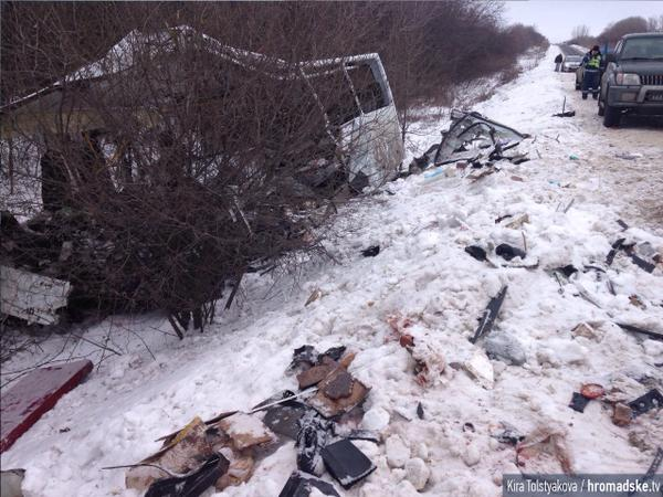 In the ATO area happend a road incident