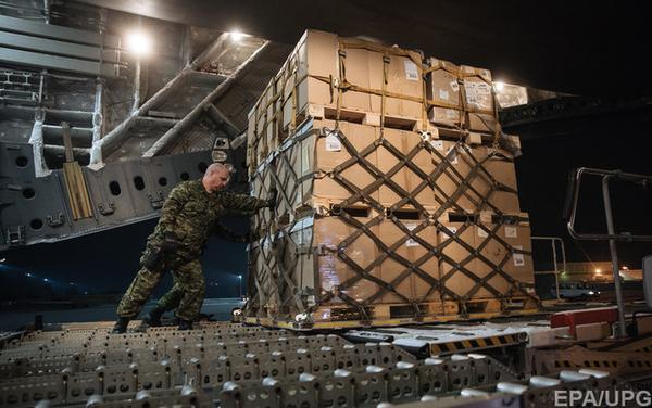 Biryukov told what equipment was sent by Canada to Ukrainian army
