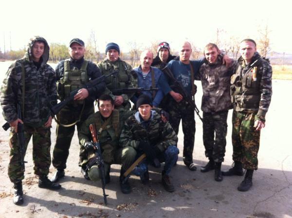 Militants were left without money, try out to sell gasoline for civil