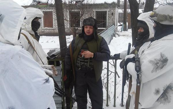 Sprouts of liberation movement rise In Donbass, - Semenchenko